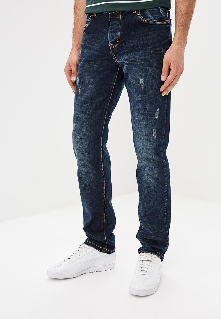 Мужские прямые джинсы Terance Kole 98299