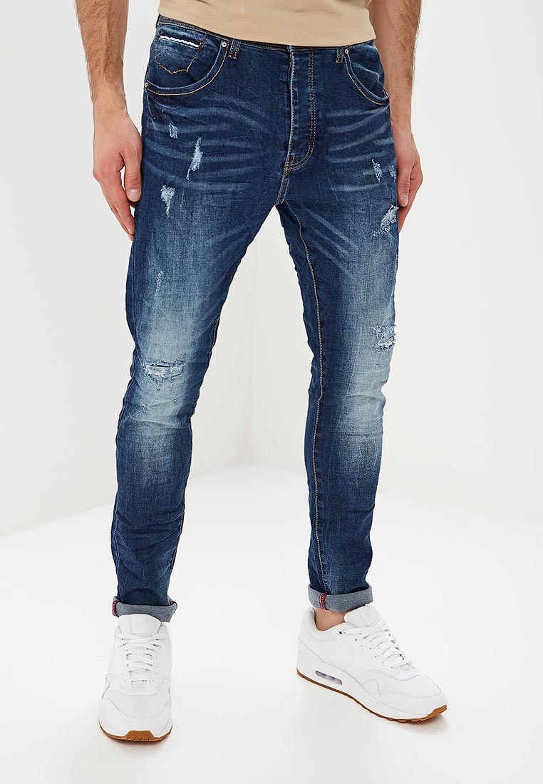 Зауженные джинсы Terance Kole 66003