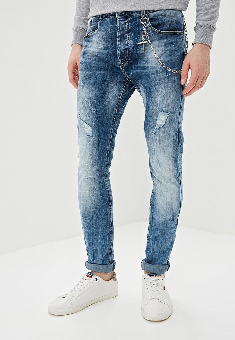 Зауженные джинсы Terance Kole 66055