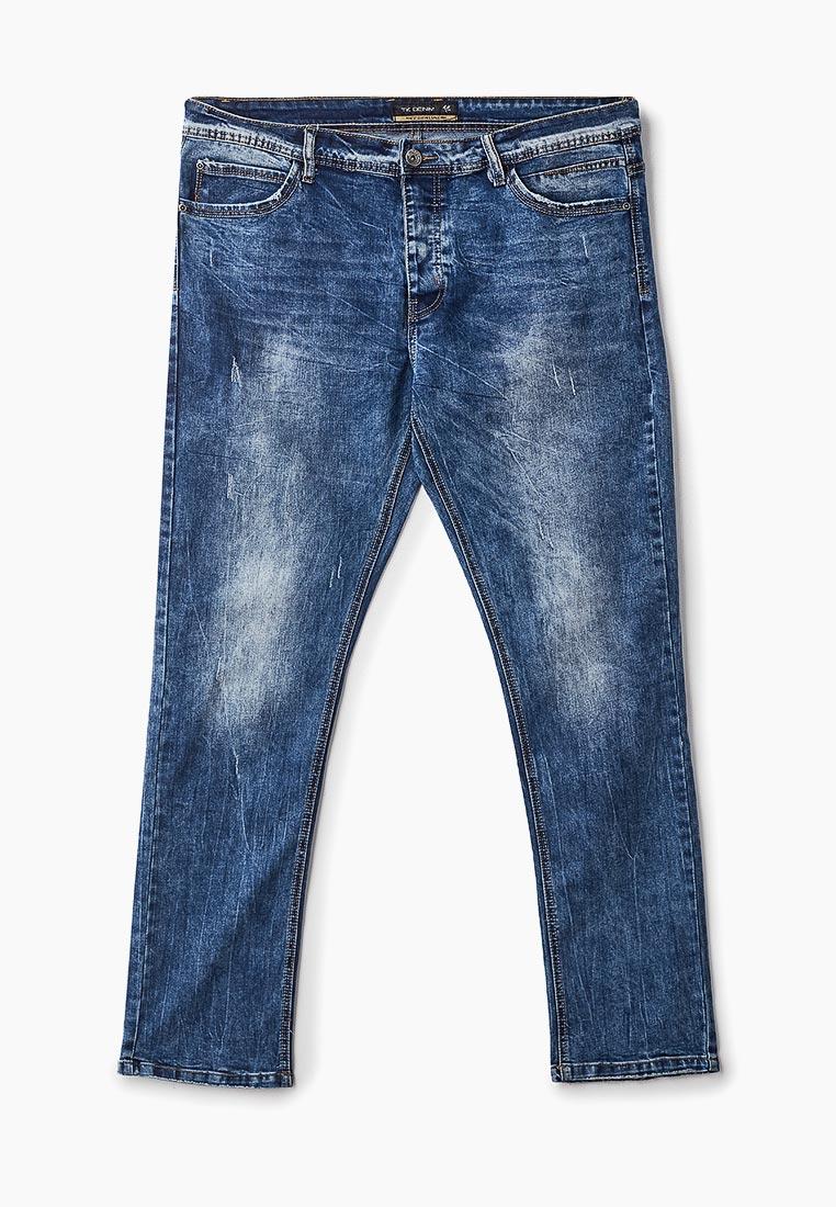 Мужские прямые джинсы Terance Kole 98307