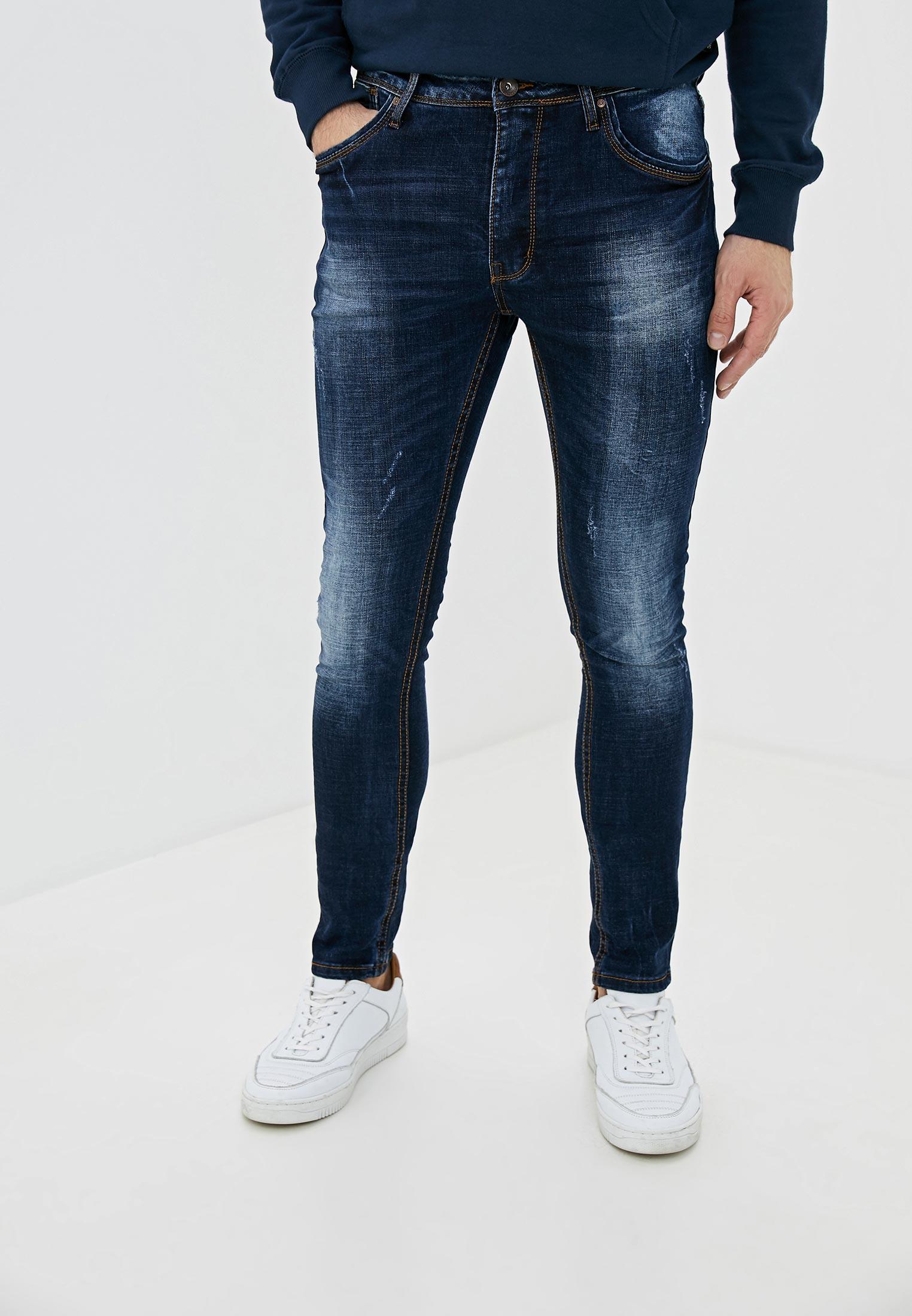 Зауженные джинсы Terance Kole 66070