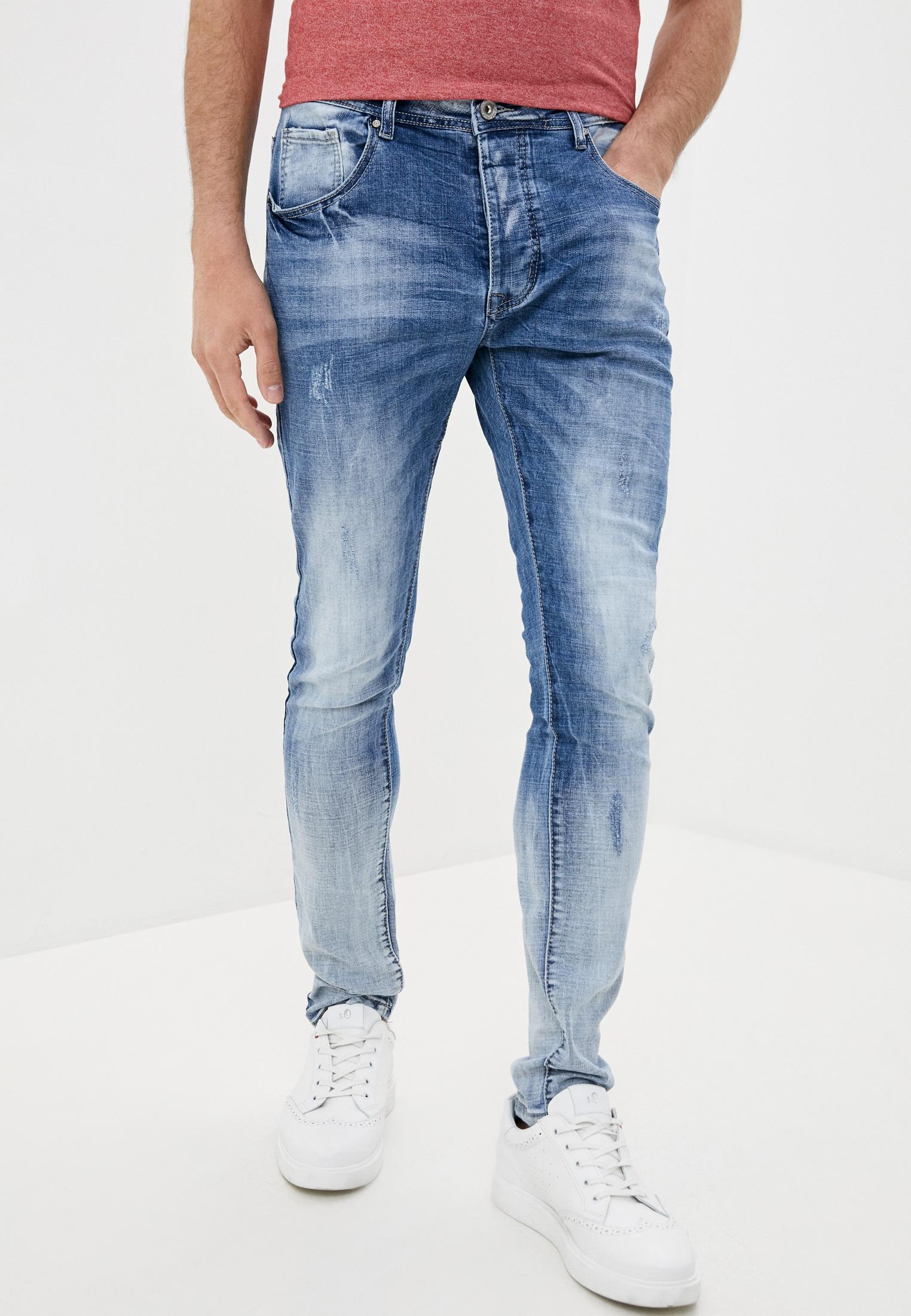 Зауженные джинсы Terance Kole 66033