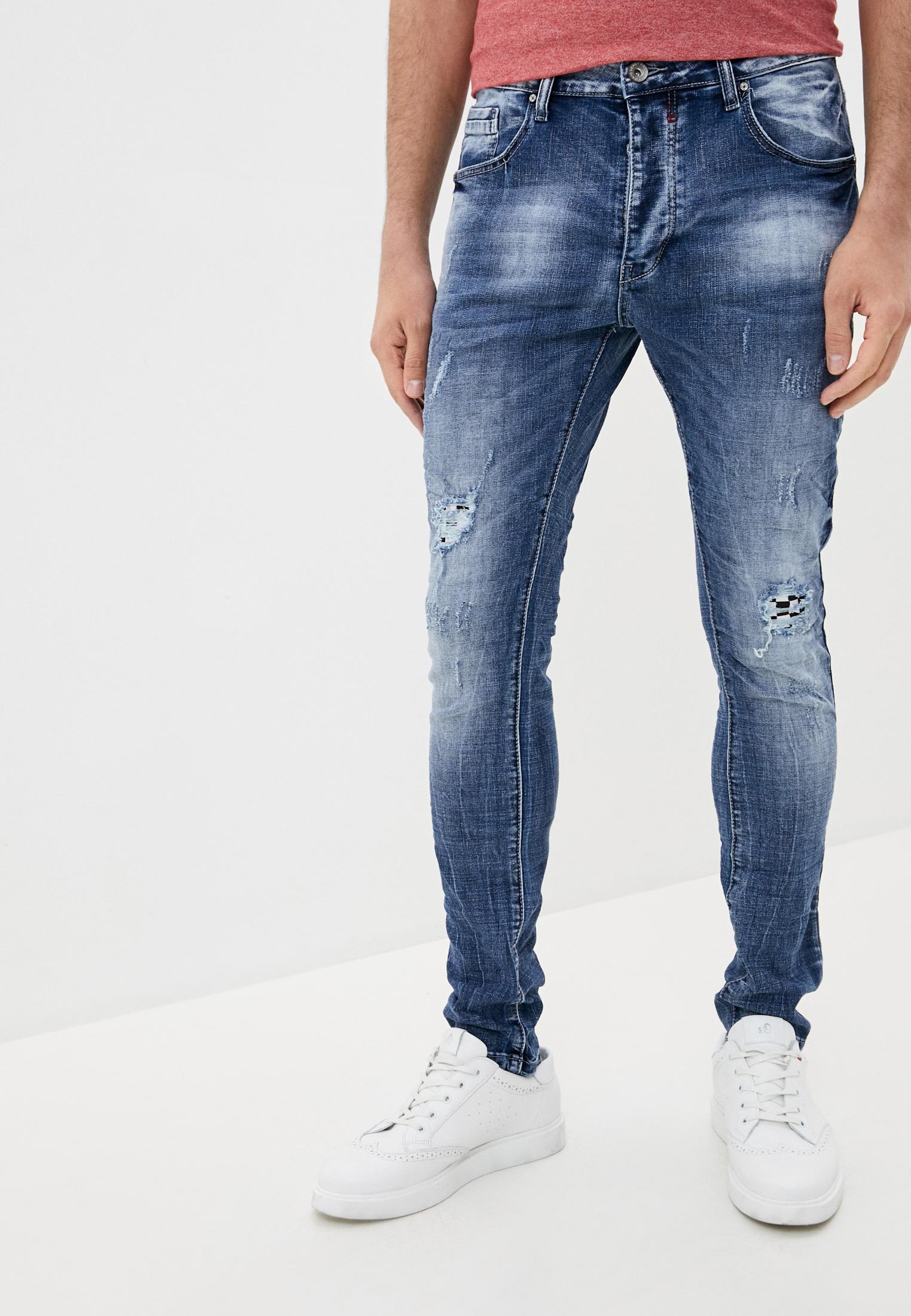 Зауженные джинсы Terance Kole 66046