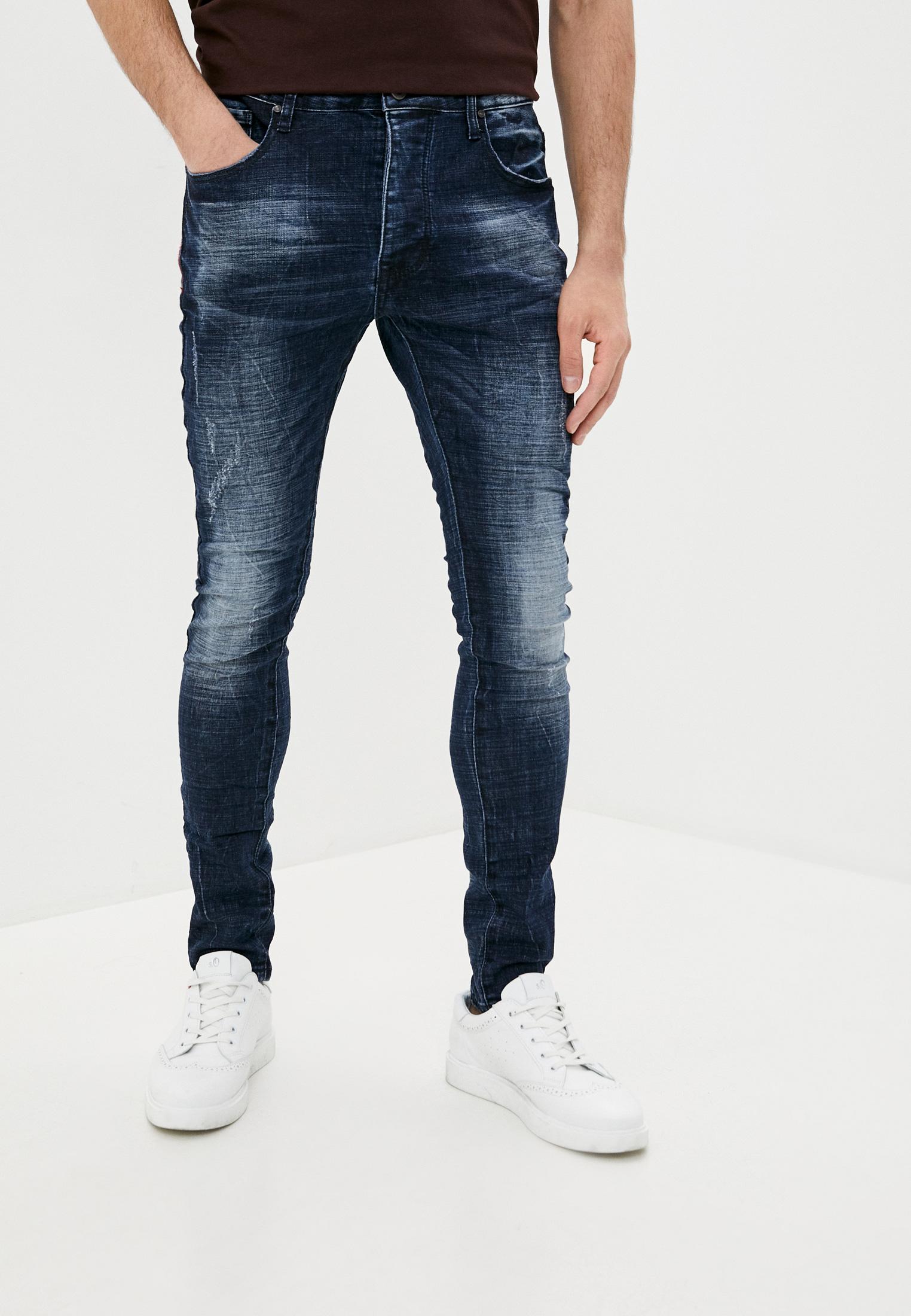 Зауженные джинсы Terance Kole 66067
