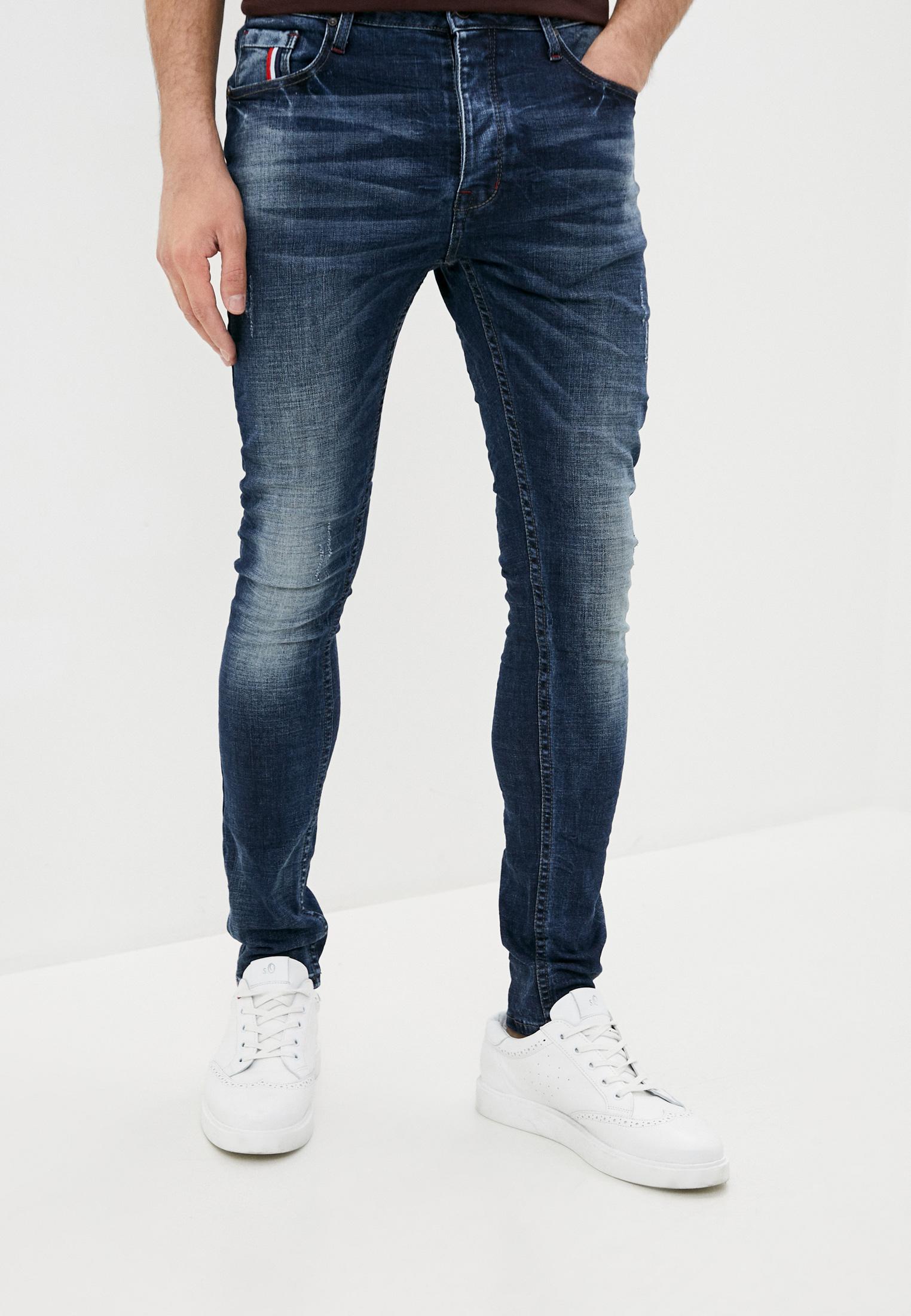 Зауженные джинсы Terance Kole 66076