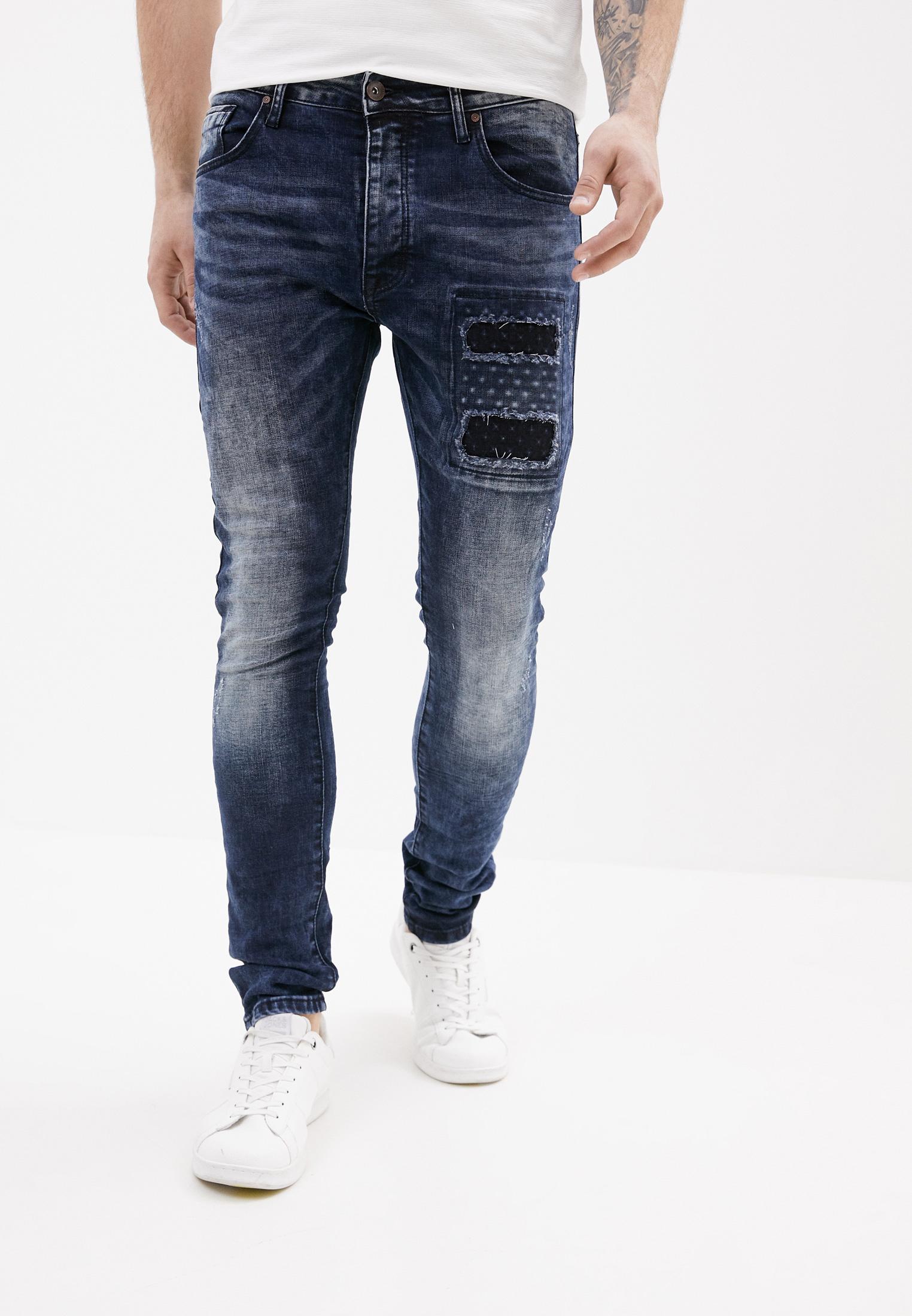 Зауженные джинсы Terance Kole 66082
