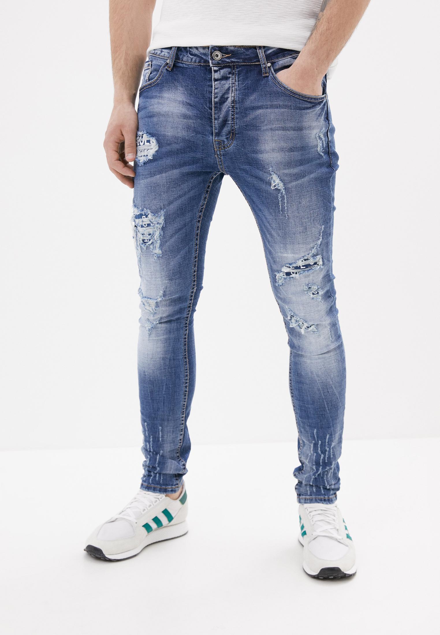 Зауженные джинсы Terance Kole 66100