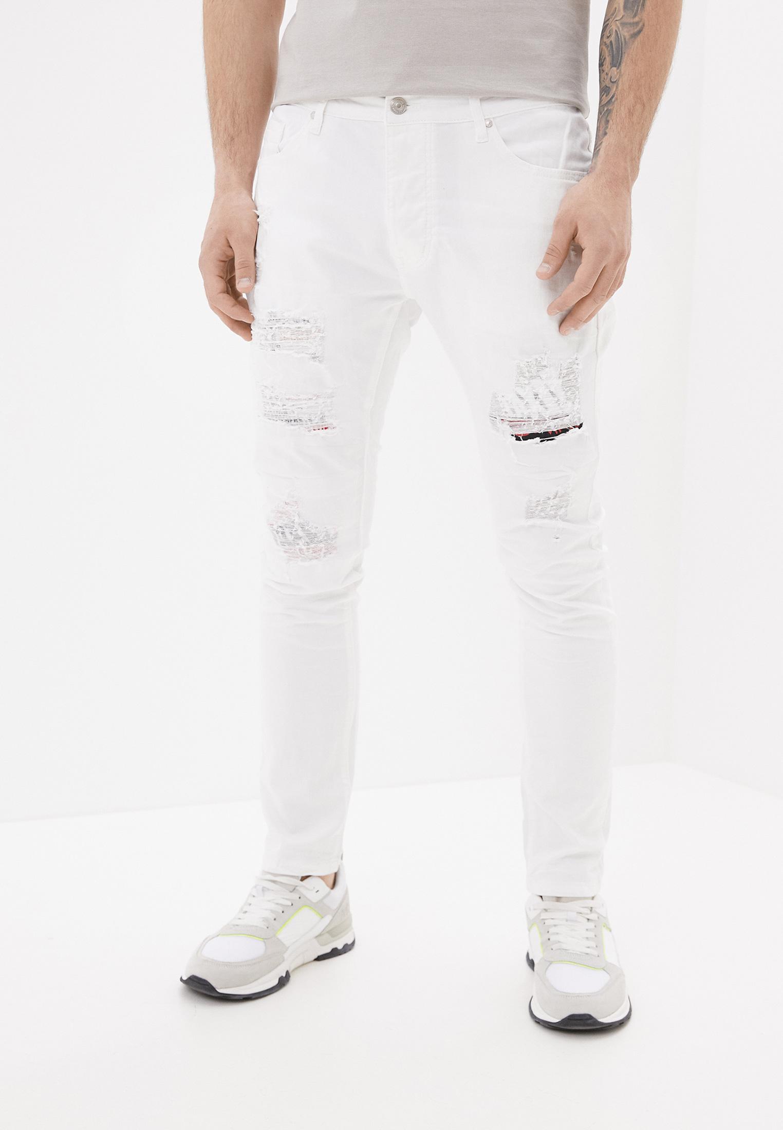 Зауженные джинсы Terance Kole 66111
