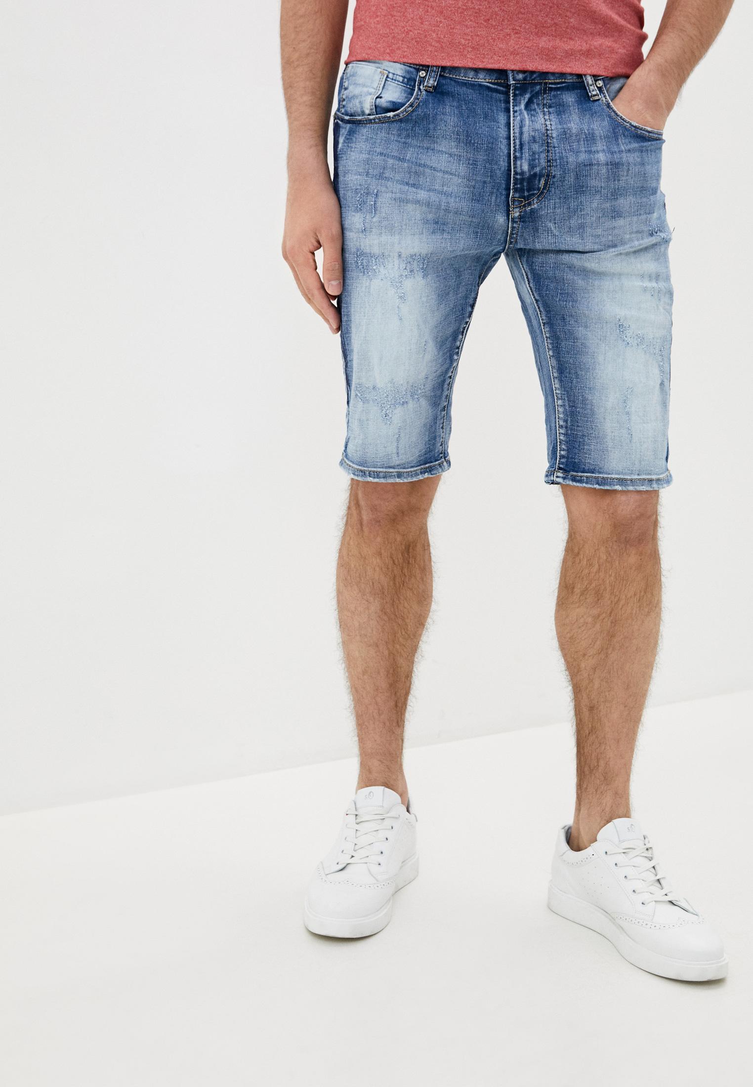 Мужские джинсовые шорты Terance Kole 77001
