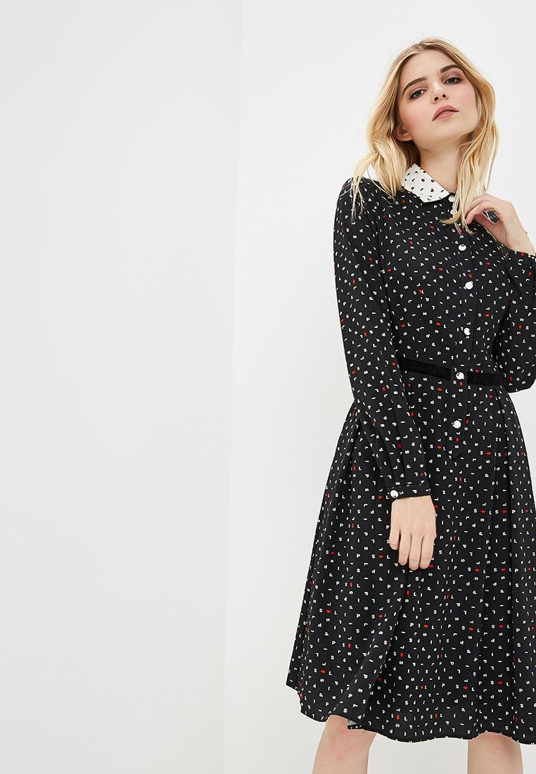 Повседневное платье Terekhov Girl 2D048