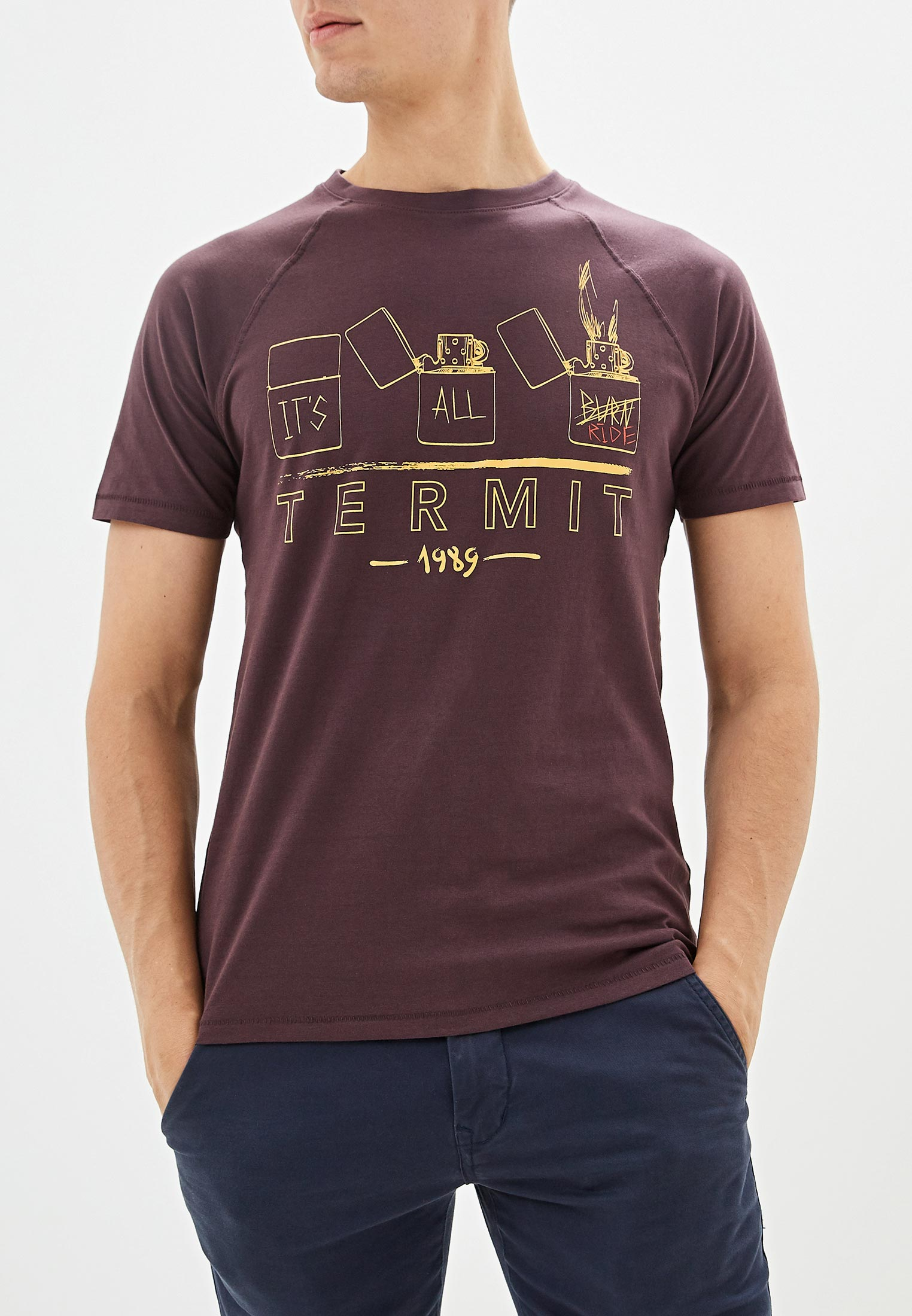 Спортивная футболка Termit 100823