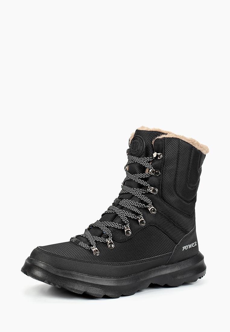 Мужские ботинки Tesoro 188033/09-01
