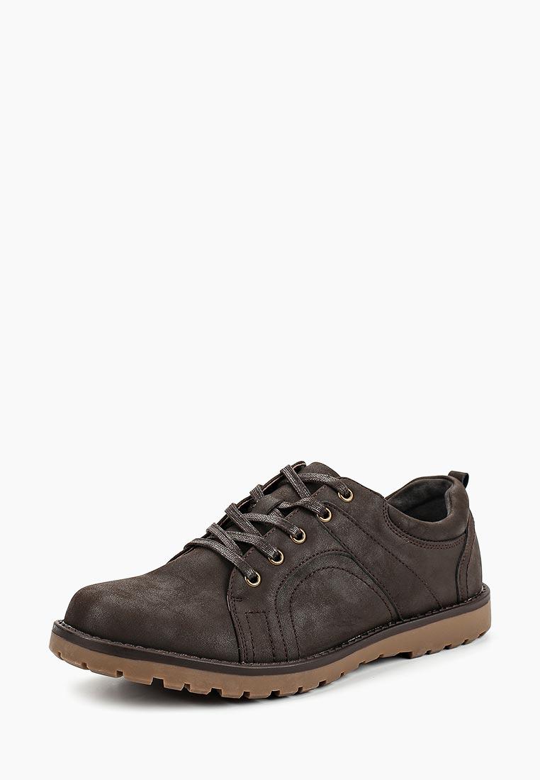 Мужские ботинки Tesoro 188105/04-02