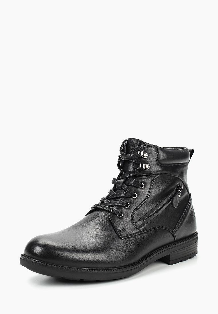 Мужские ботинки THOMAS MUNZ 58-076A-6101