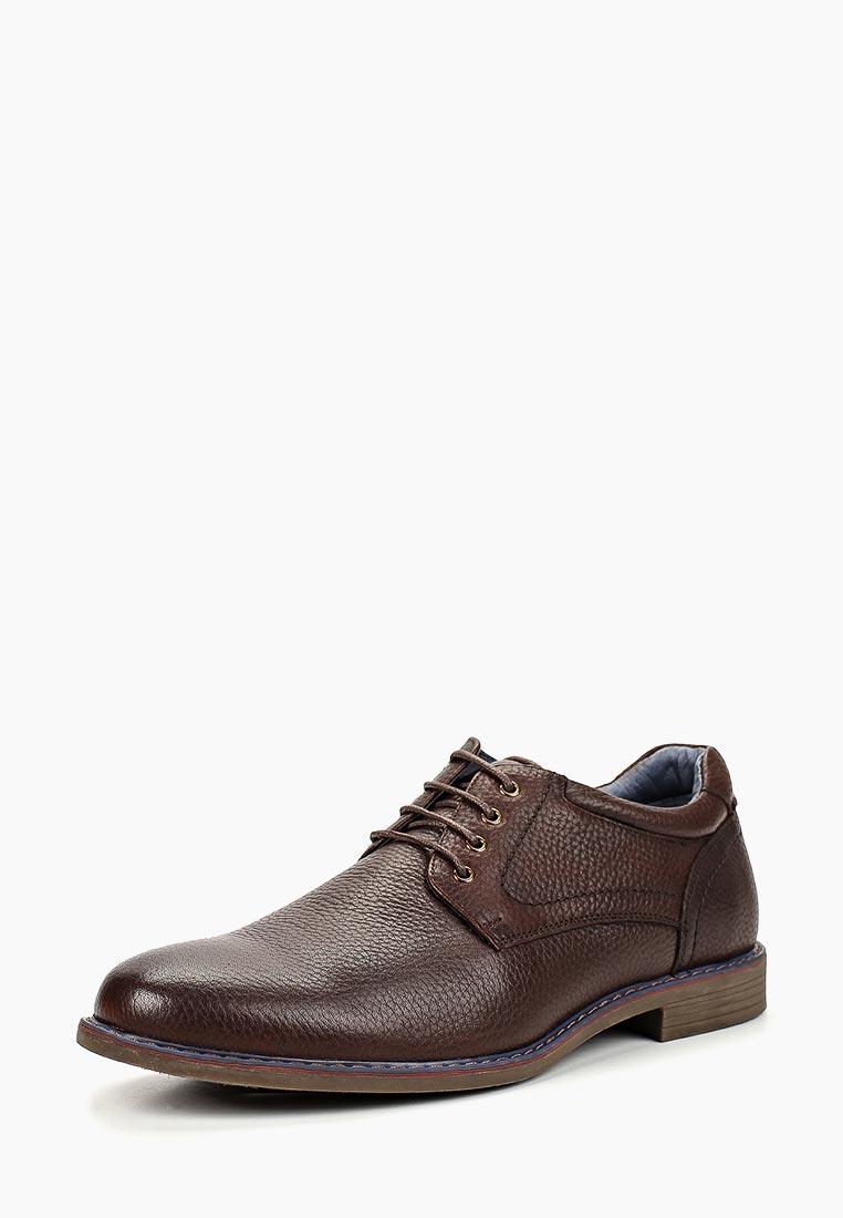 Мужские туфли THOMAS MUNZ 58-086B-2102