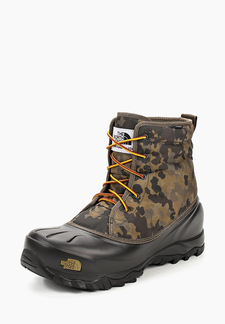 Мужские ботинки The North Face (Зе Норт Фейс) T93MKS8HN
