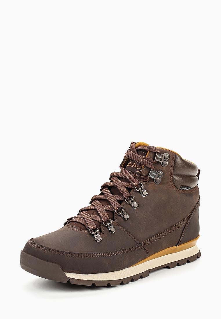 Мужские ботинки The North Face (Зе Норт Фейс) T0CDL05SH