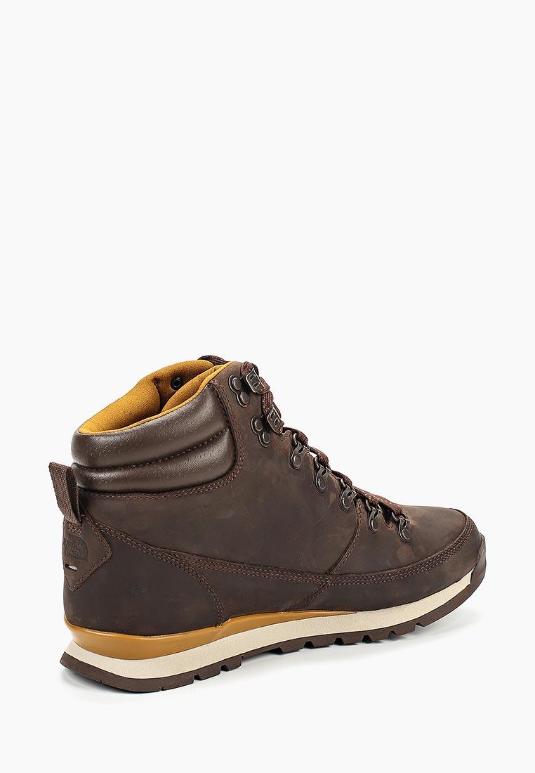 Спортивные мужские ботинки The North Face (Норт Фейс) T0CDL05SH: изображение 2