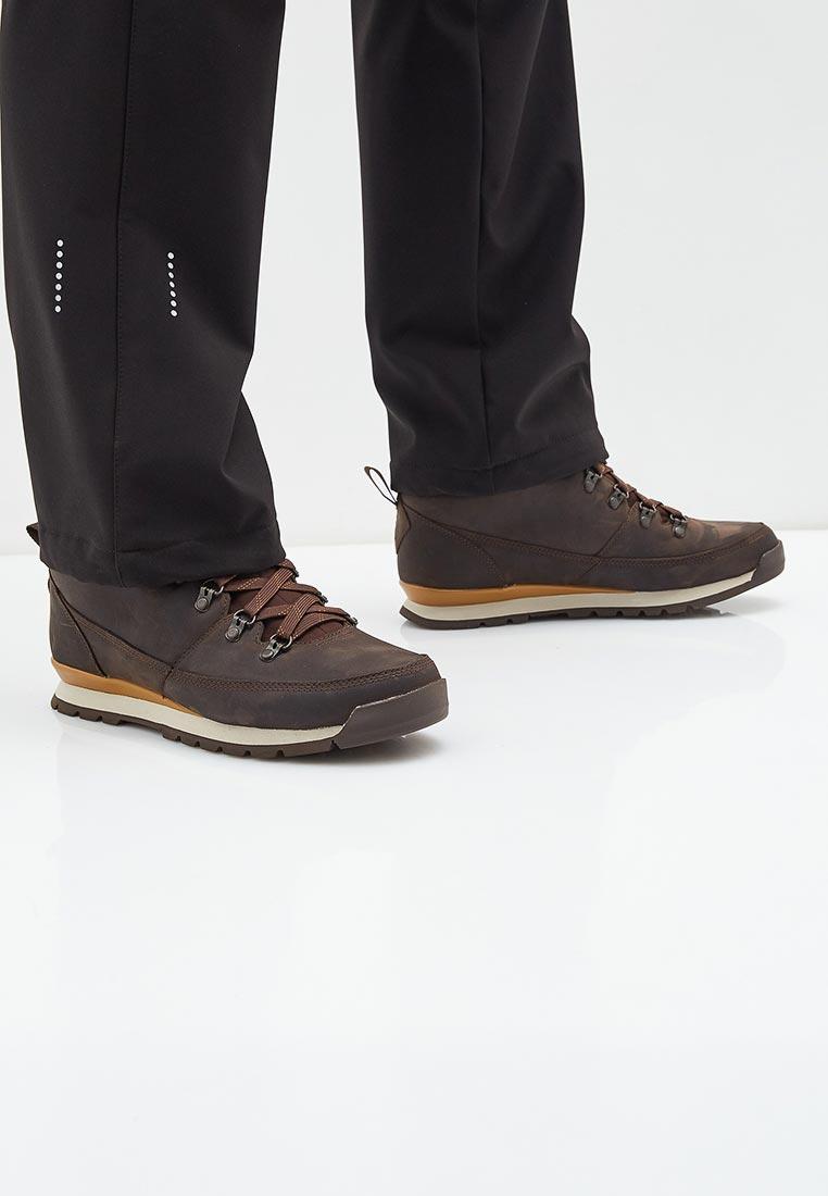 Спортивные мужские ботинки The North Face (Норт Фейс) T0CDL05SH: изображение 5