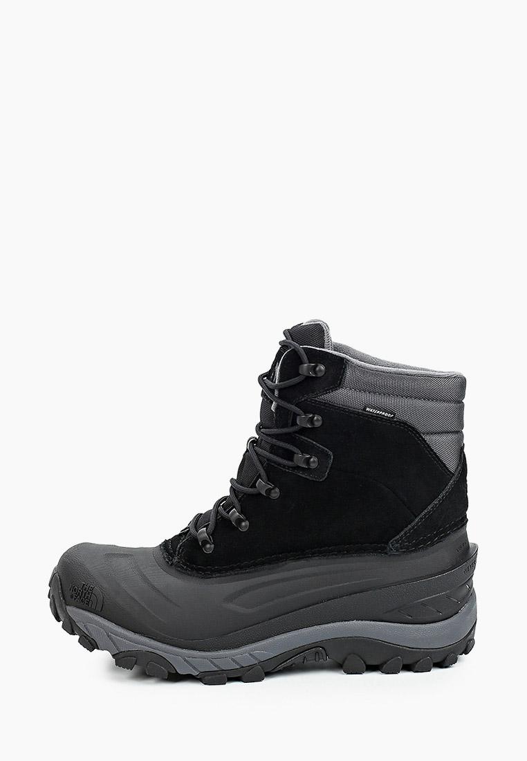 Спортивные мужские ботинки The North Face (Норт Фейс) TA4OAF