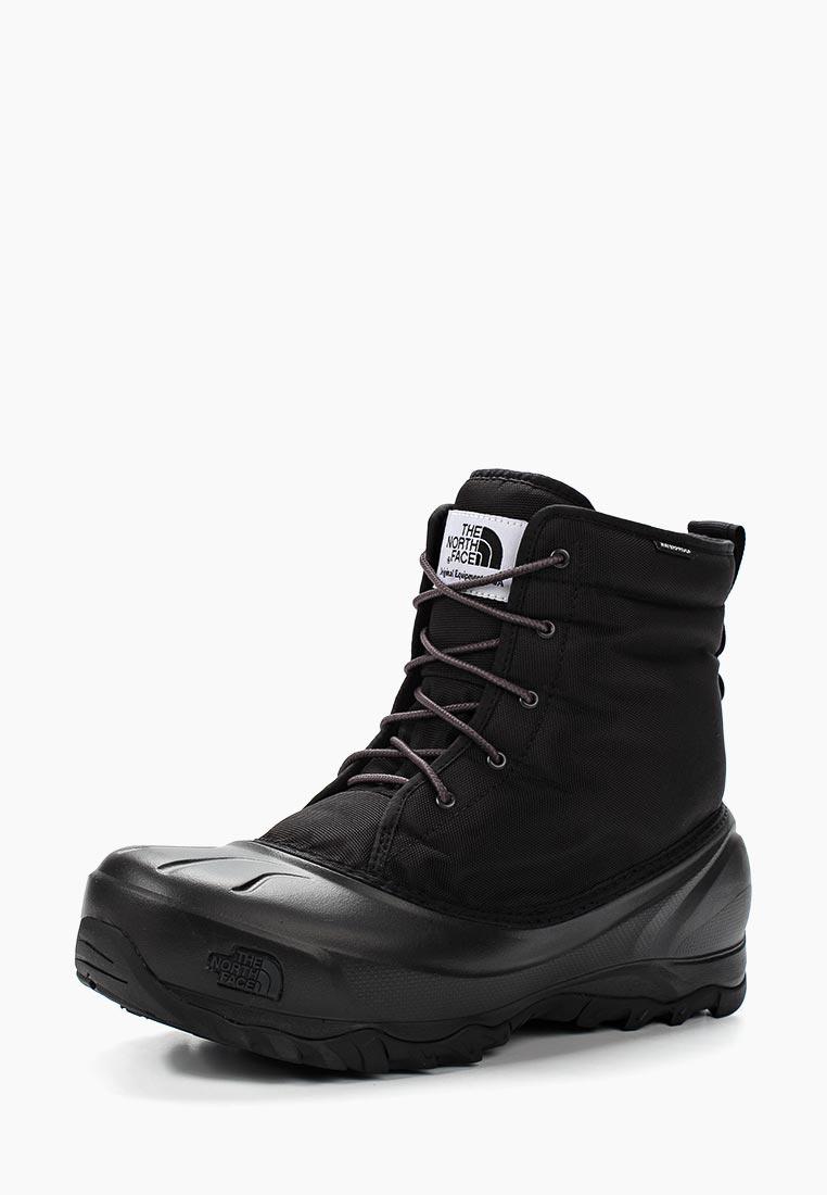 Спортивные мужские ботинки The North Face (Норт Фейс) T93MKSZU5