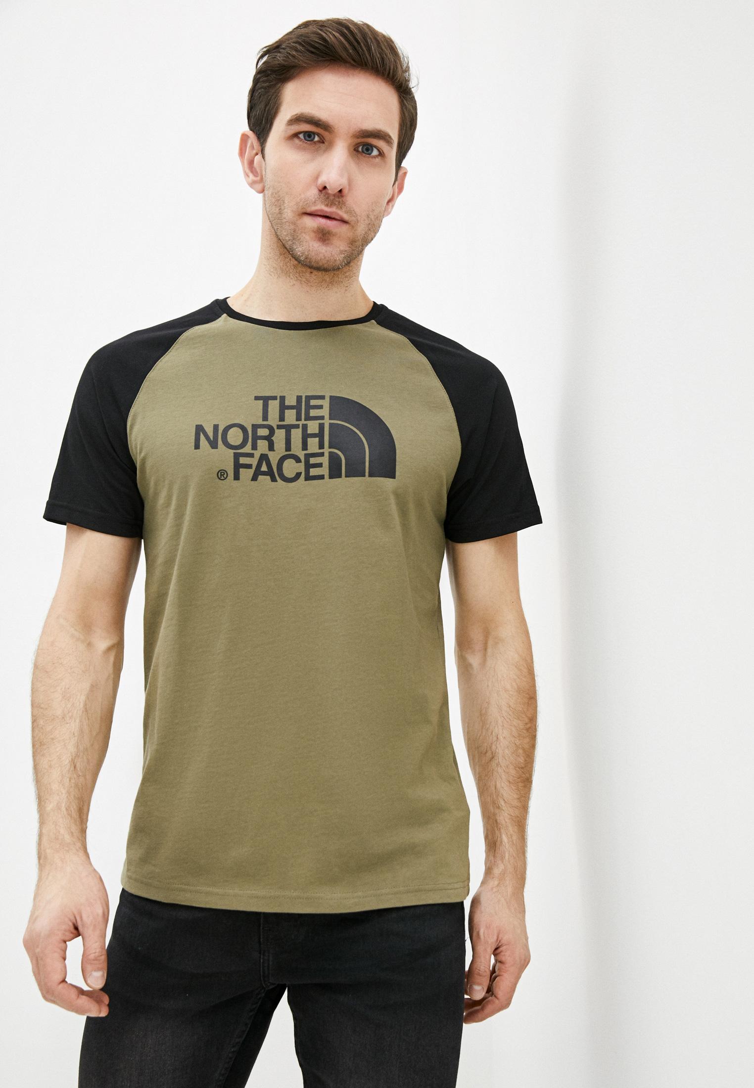 Спортивная футболка The North Face (Норт Фейс) TA37FV7D6