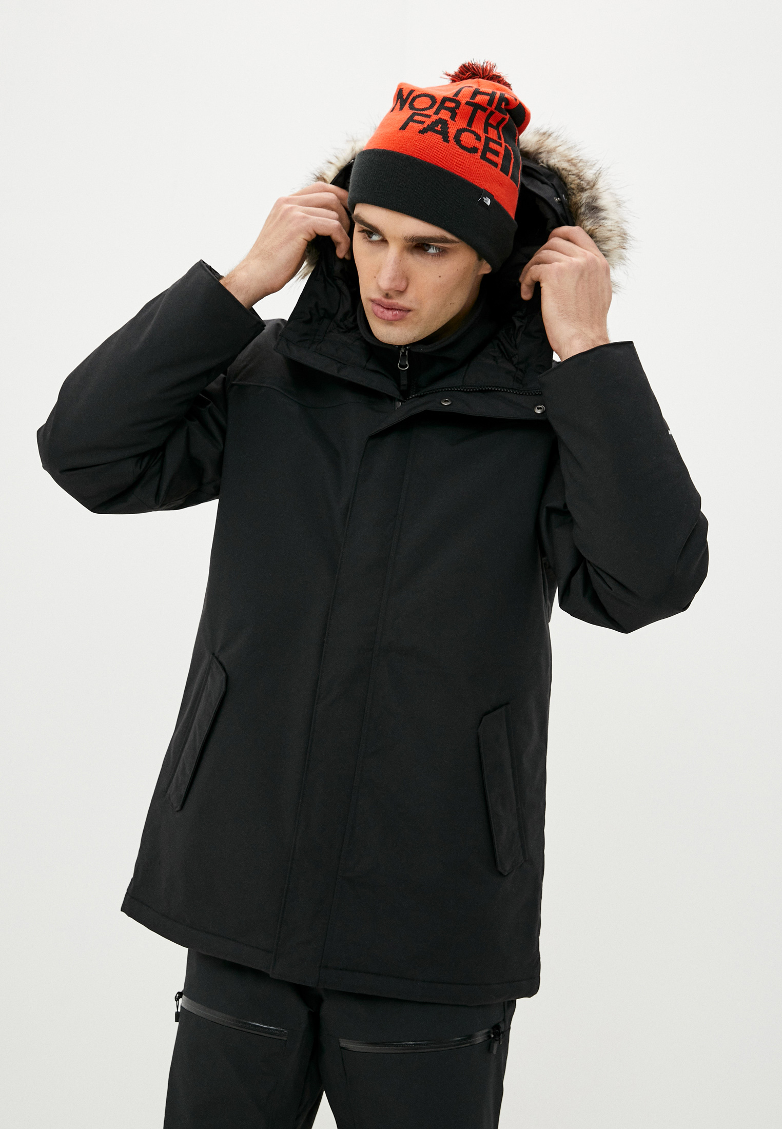 Мужская верхняя одежда The North Face (Норт Фейс) TA4M8H