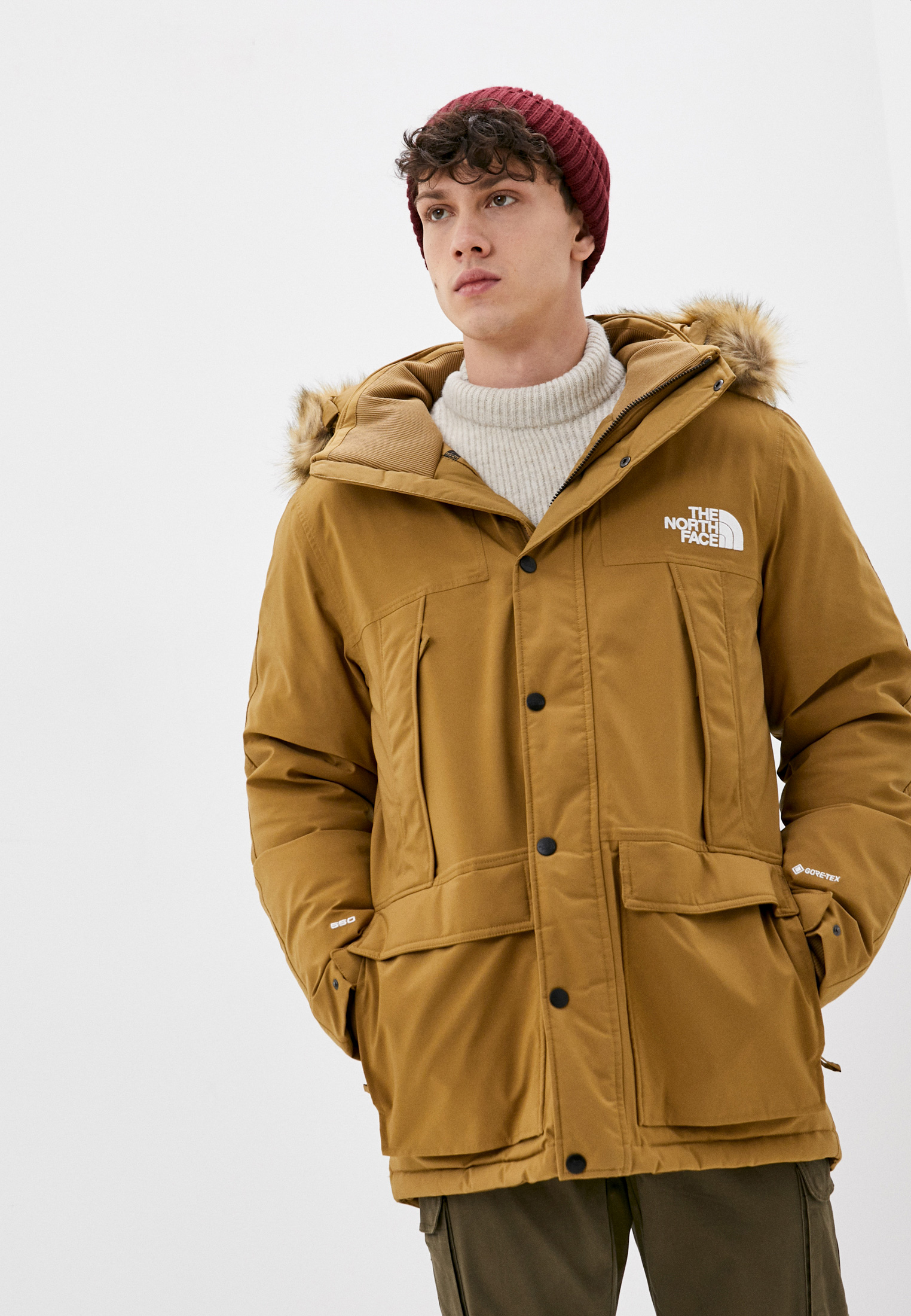 Мужская верхняя одежда The North Face (Зе Норт Фейс) T92ZWDD9V
