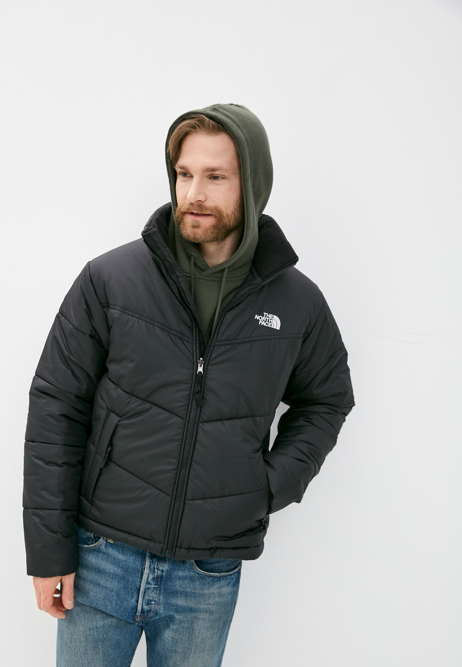 Мужская верхняя одежда The North Face (Зе Норт Фейс) TA2VEZ