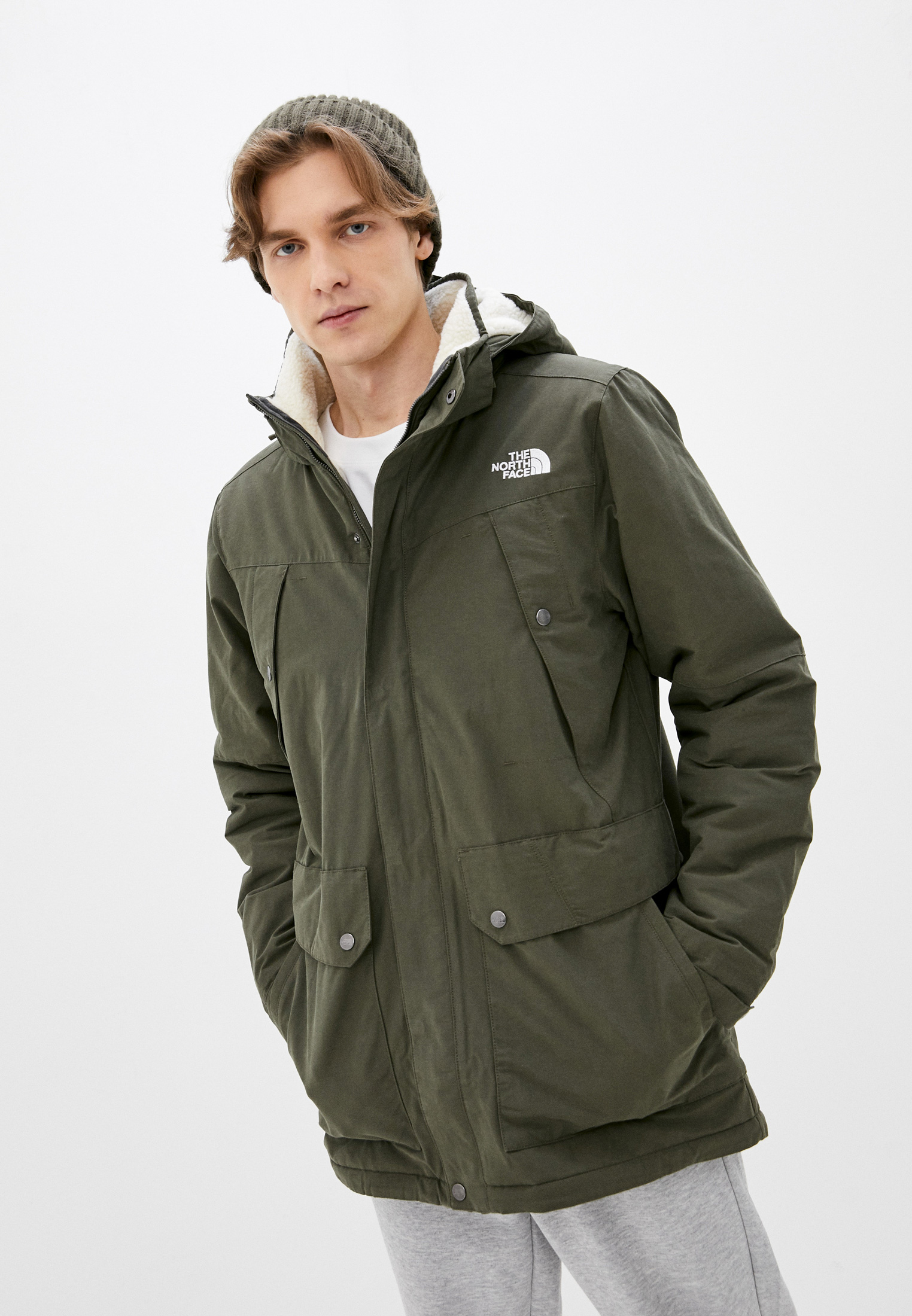 Мужская верхняя одежда The North Face (Норт Фейс) T0A6JR