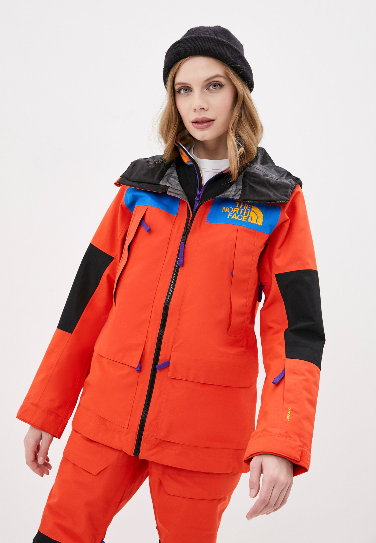Женская верхняя одежда The North Face (Зе Норт Фейс) TA4R1F