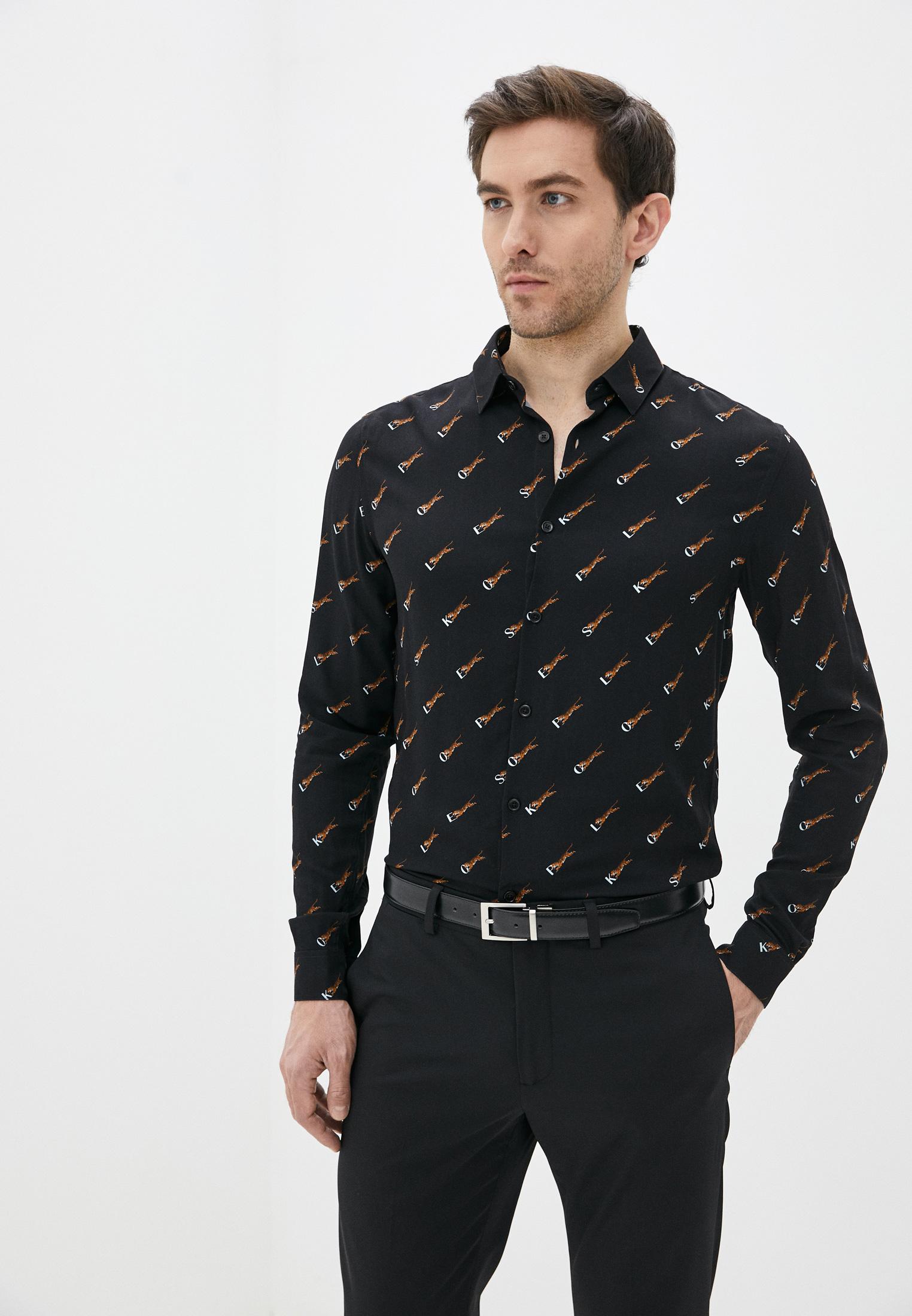 Рубашка с длинным рукавом The Kooples HCCL20124K