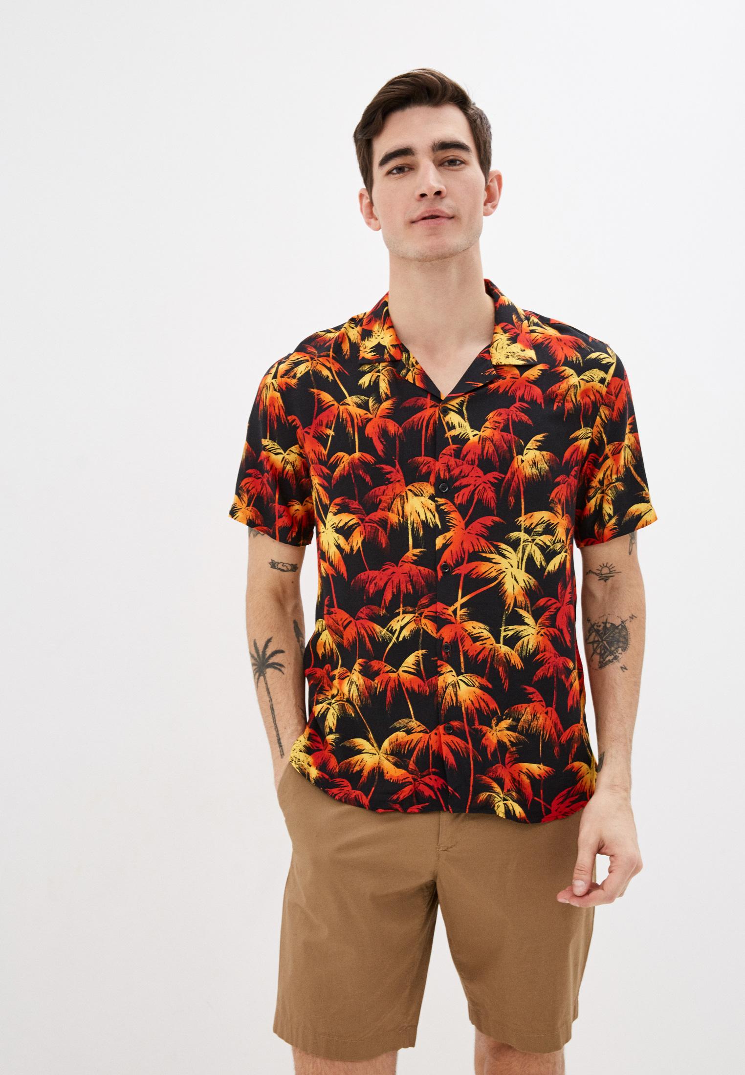 Рубашка с коротким рукавом The Kooples HCCC20002K