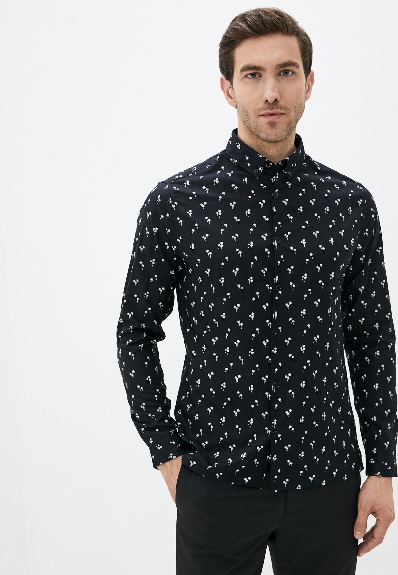 Рубашка с длинным рукавом The Kooples HCCL20023K