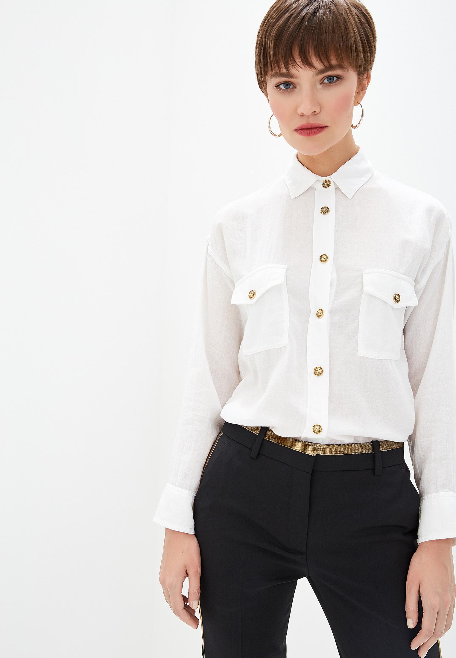 Женские рубашки с длинным рукавом The Kooples fccl18092j