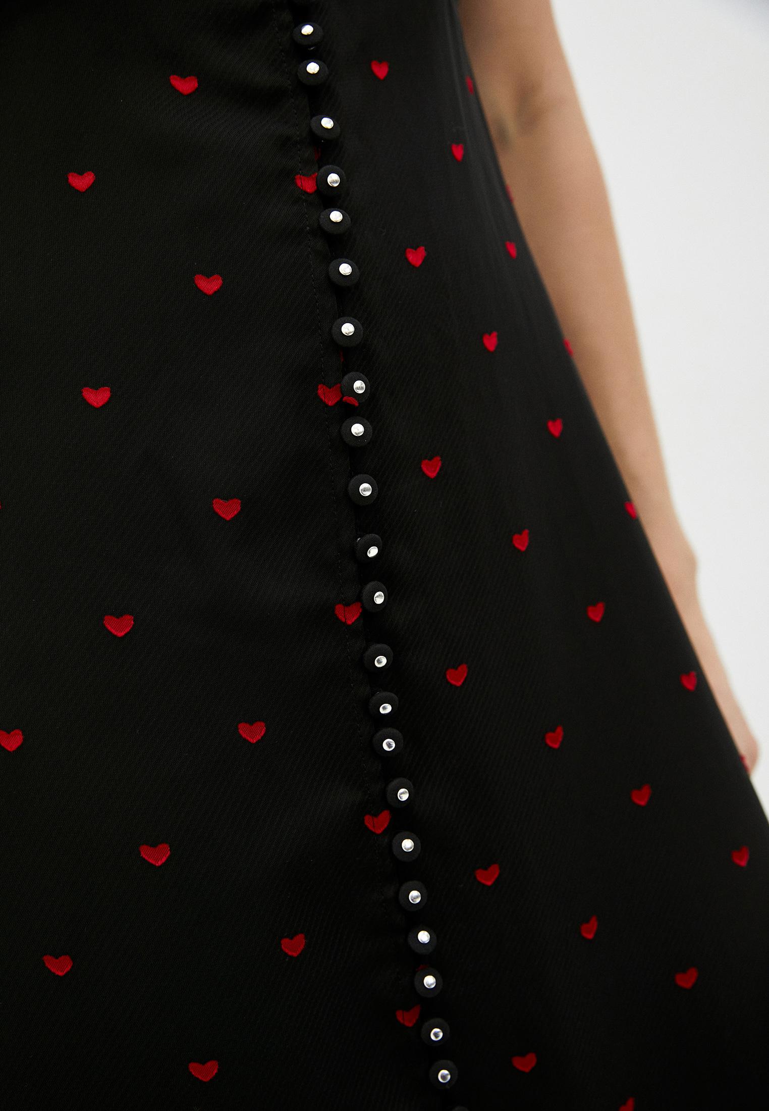 Повседневное платье The Kooples FROB20087K: изображение 4