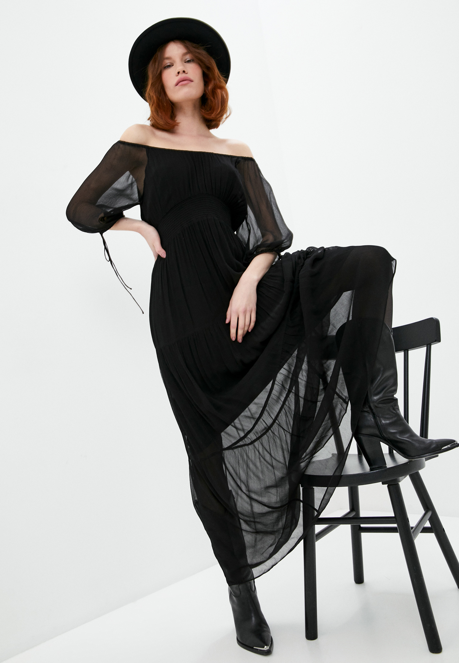 Платье The Kooples FROB22142K