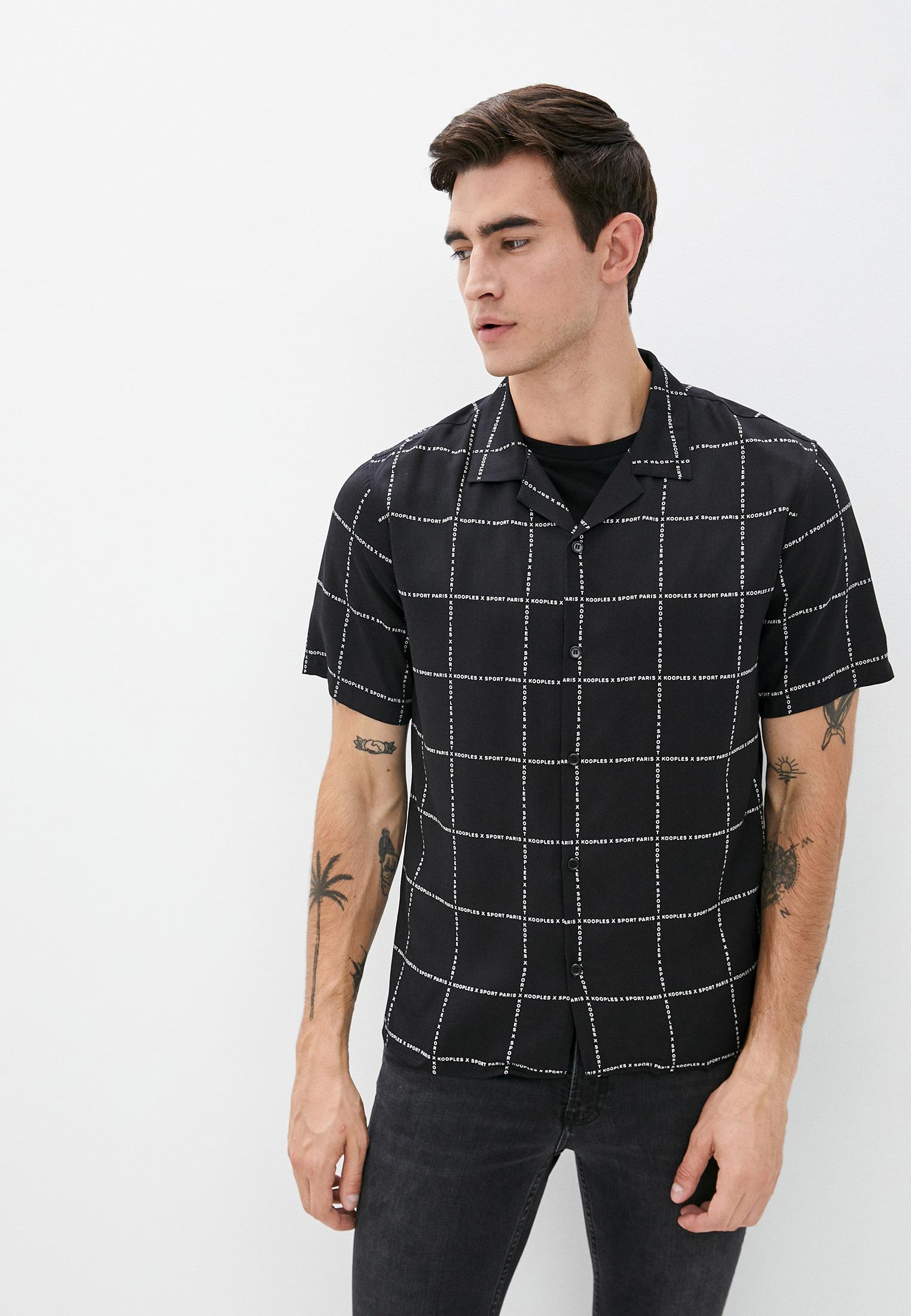 Рубашка с коротким рукавом The Kooples Sport HCCC21052S