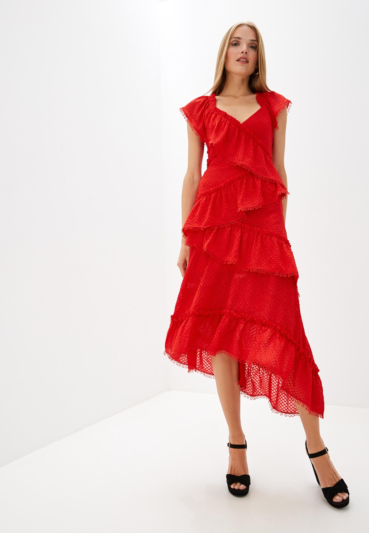 Повседневное платье Three Floor 1419