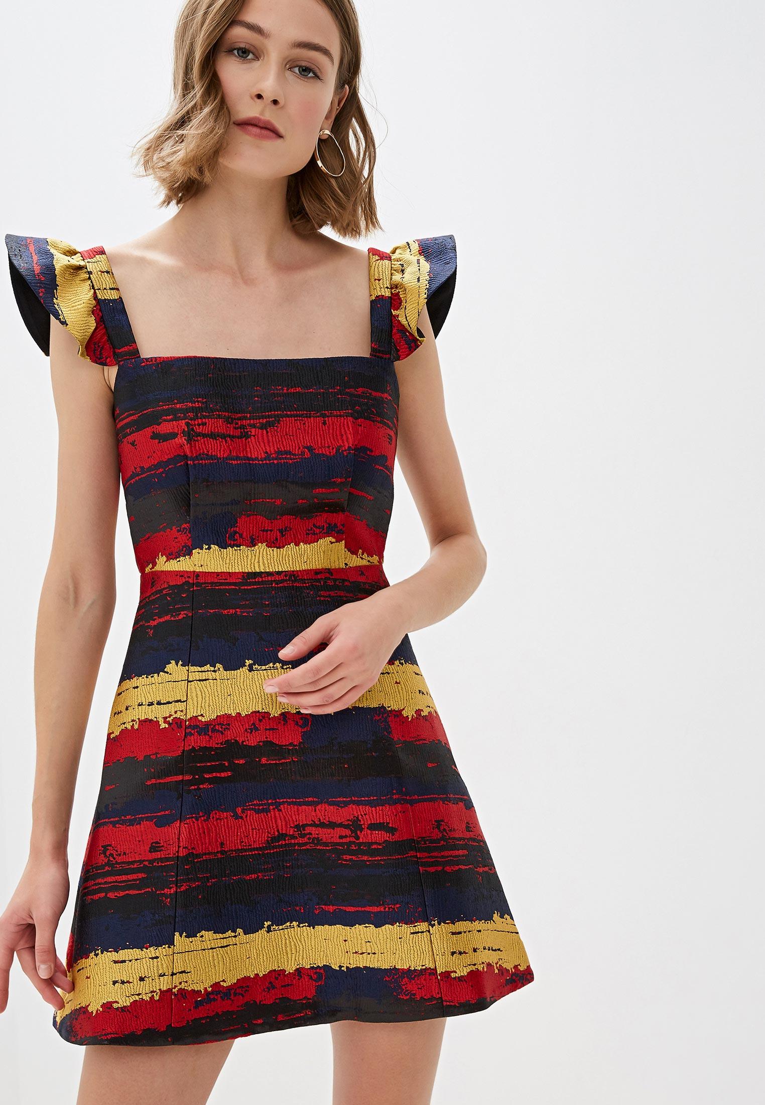 Вечернее / коктейльное платье Three Floor 1523