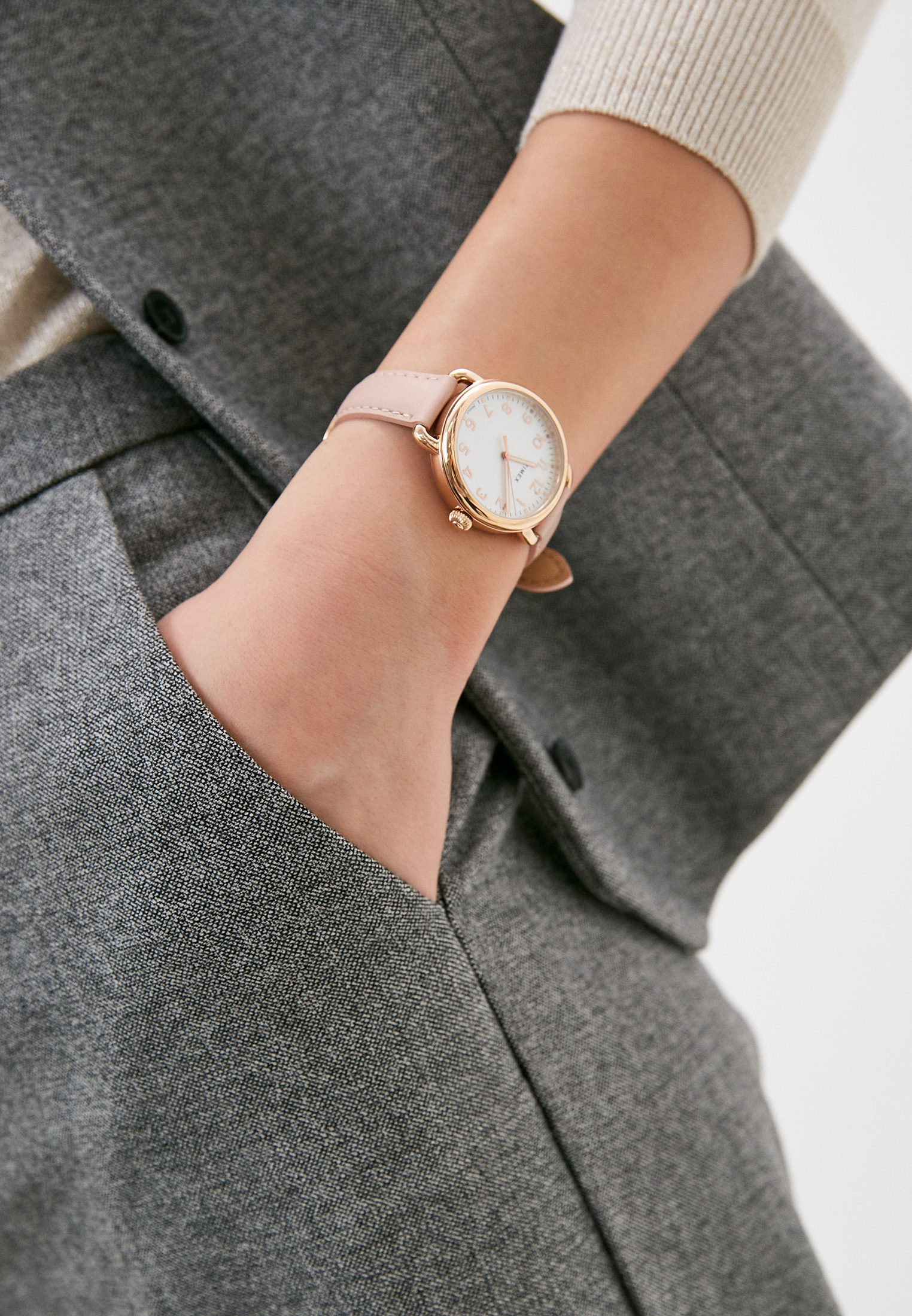 Часы Timex TW2U13500YL: изображение 5