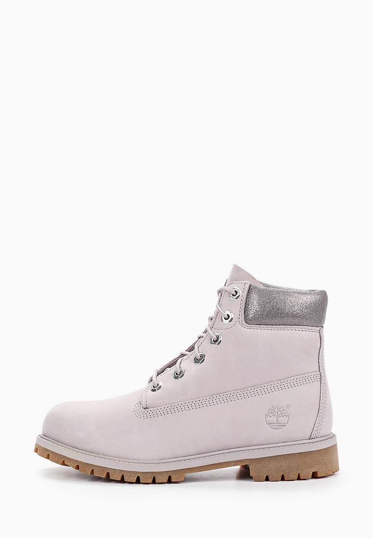 Ботинки для девочек Timberland (Тимберленд) TBLA295QM