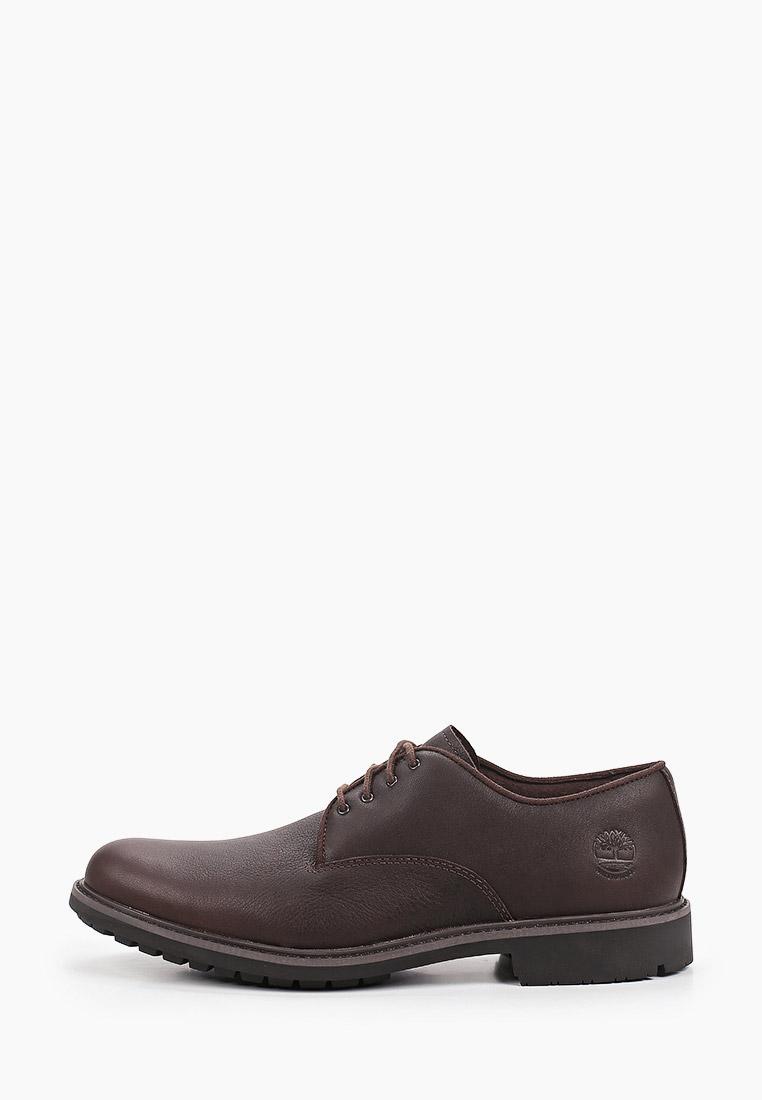 Мужские туфли Timberland (Тимберленд) TBlA2KESM