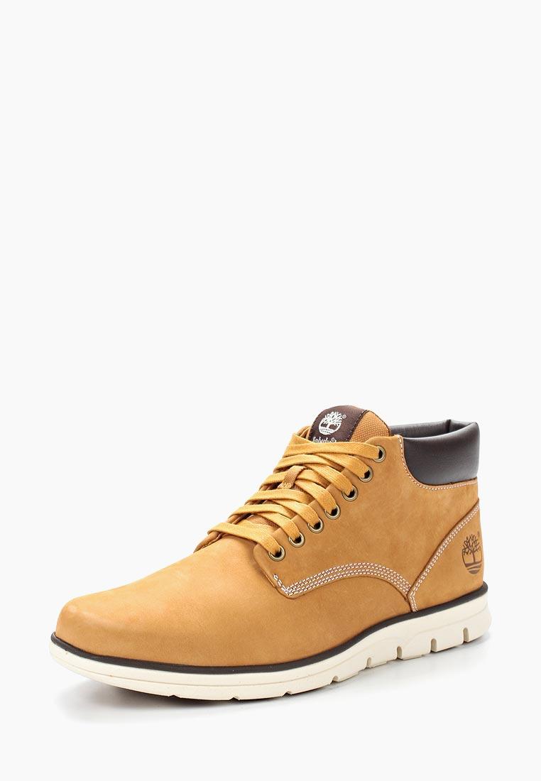 Мужские ботинки Timberland (Тимберленд) TBLA1989M