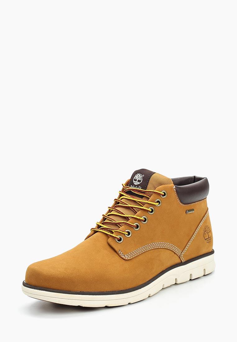 Мужские ботинки Timberland (Тимберленд) TBLA1HX1M
