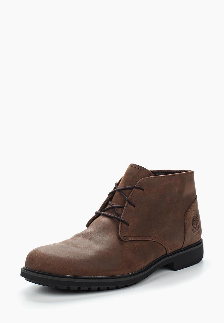 Мужские ботинки Timberland (Тимберленд) TBL5557RM