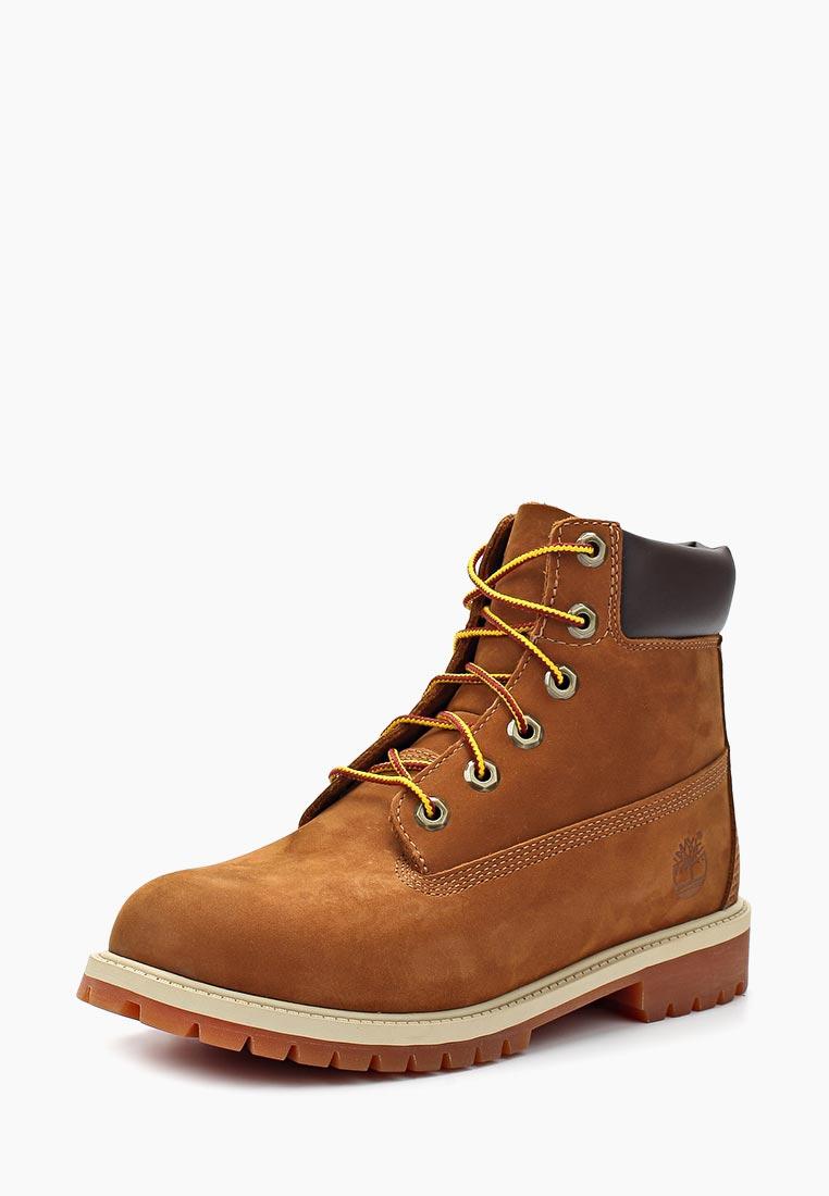 Ботинки для девочек Timberland (Тимберленд) TBL14949M