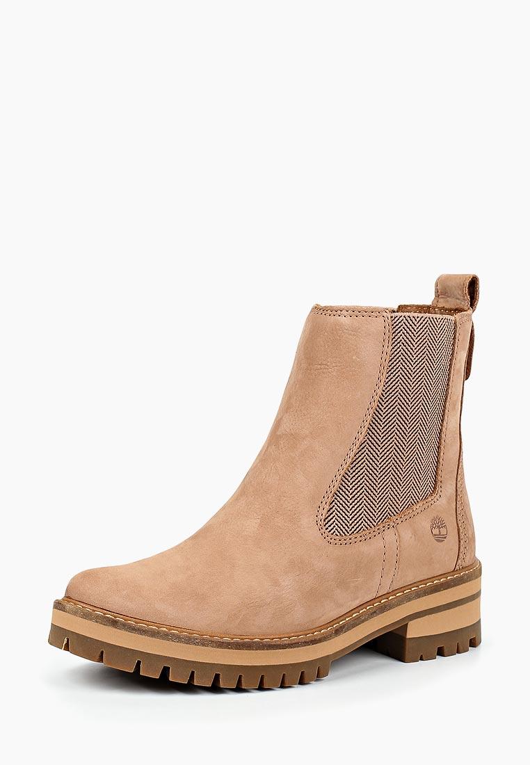 Женские ботинки Timberland (Тимберленд) TBLA1S9ZW