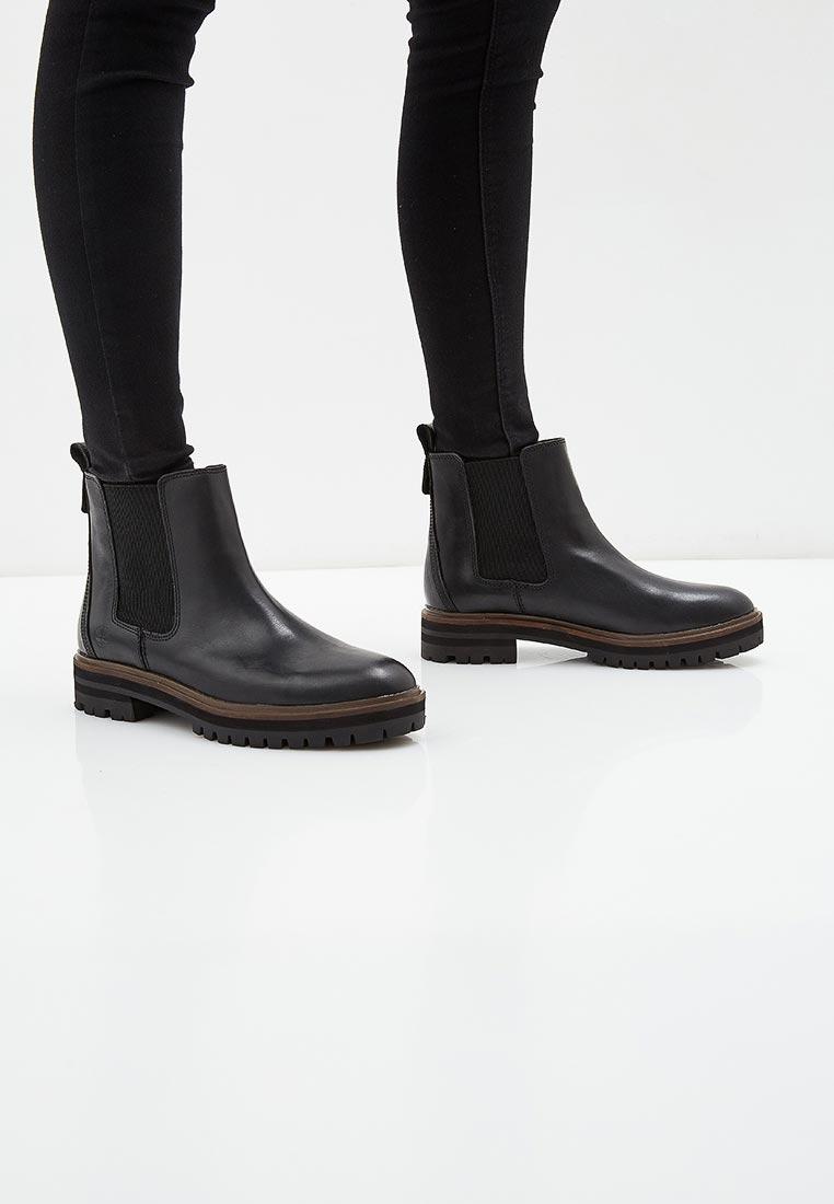 Женские ботинки Timberland (Тимберленд) TBLA1RBJW
