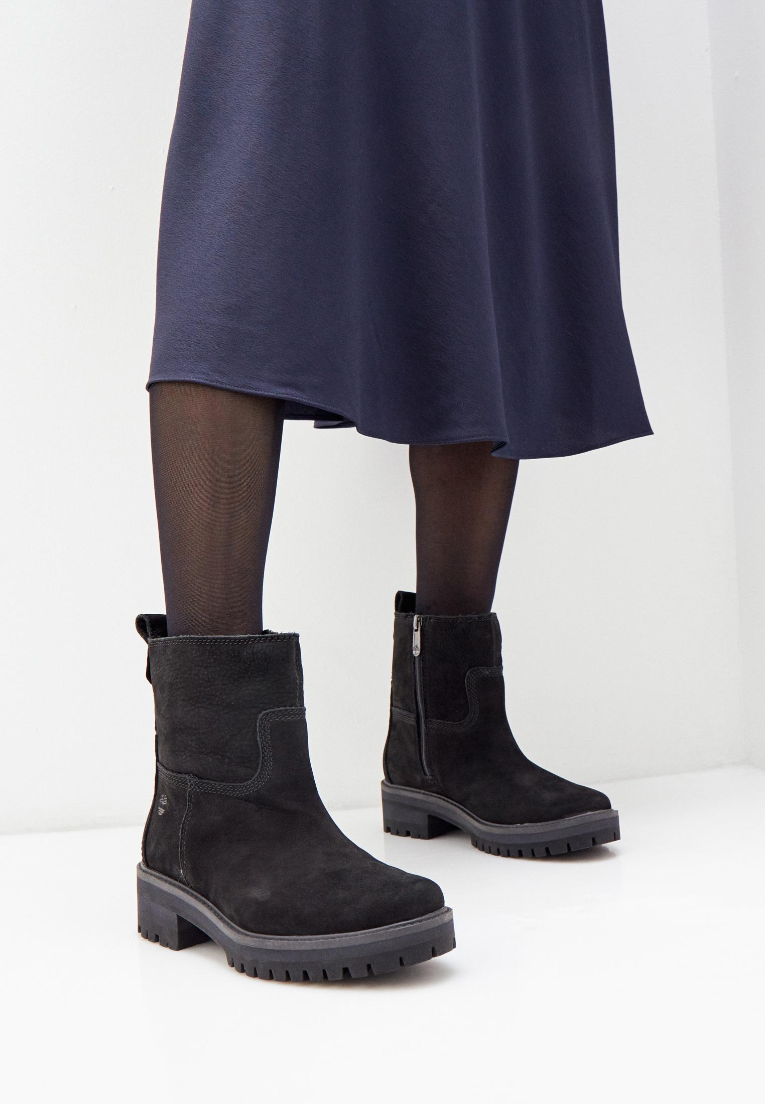 Женские ботинки Timberland (Тимберленд) TBLA257SW: изображение 7